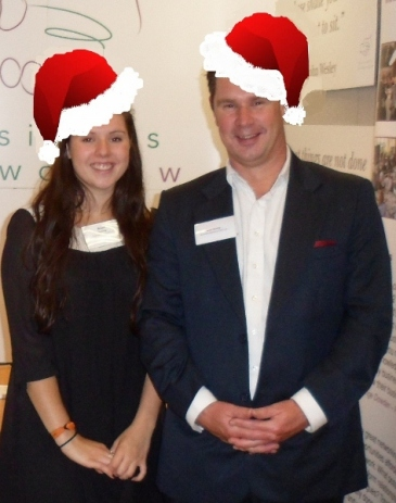 Megan and Sean HumbyHosts of Business Network SW events