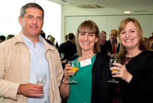 Staurt Devlin - e Strategy, Alison Jobson - Straight Marketing and