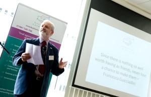Mark Leveridge's take on Business Network SW!