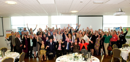 Exeter Business Network 20th Anniversary event - thank you for your enthusiasm, conversations and commitment!