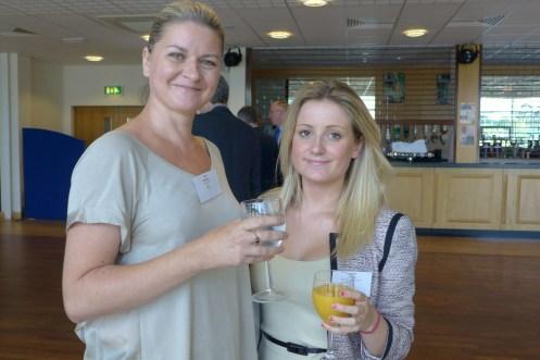 Lisa Portman - Thermologic Health Screening and Laura Jone - Glen King Marketing & PR