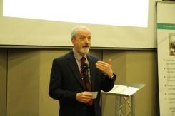 Mark Leveridge - seminar host - could it be magic?
