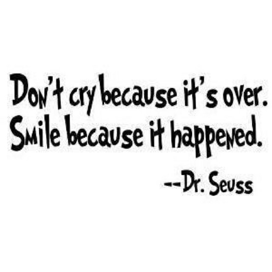 Inspirational Quotes From Dr Seuss!
