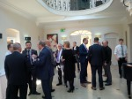 Networking over drinks