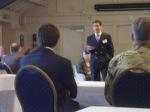 John Hind - Compass Resloution - beginning the seminar