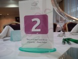 Bespoke seating plan for you to get the most from the networking lunch