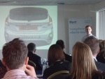 Alex Wren introducing Reverse marketing