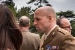 Captain Jason Mather - 105 Battalion REME - lunch speaker
