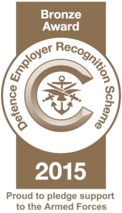 Business Network (SW) proud to hold the Bronze award