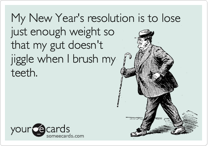 Best funny new year cards 2016 Having A Fresh Start At Binge Eating ...
