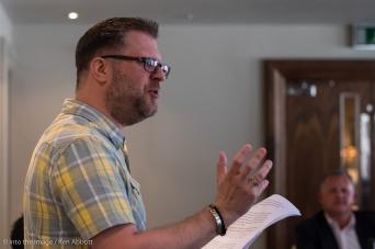 Matt Richardson - 10 minute speaker