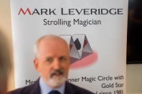 A magical 10 minutes - Mark Leveridge - lunch speaker