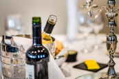 Wine available during your 2 course lunch