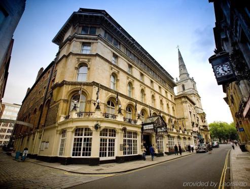 Mercure Bristol Grand Hotel - the venue