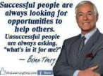 brian tracy quote success