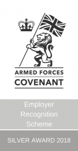 Business Network (SW) holds a Silver Award in the Employer Recognition Scheme/ Corporate Covenant